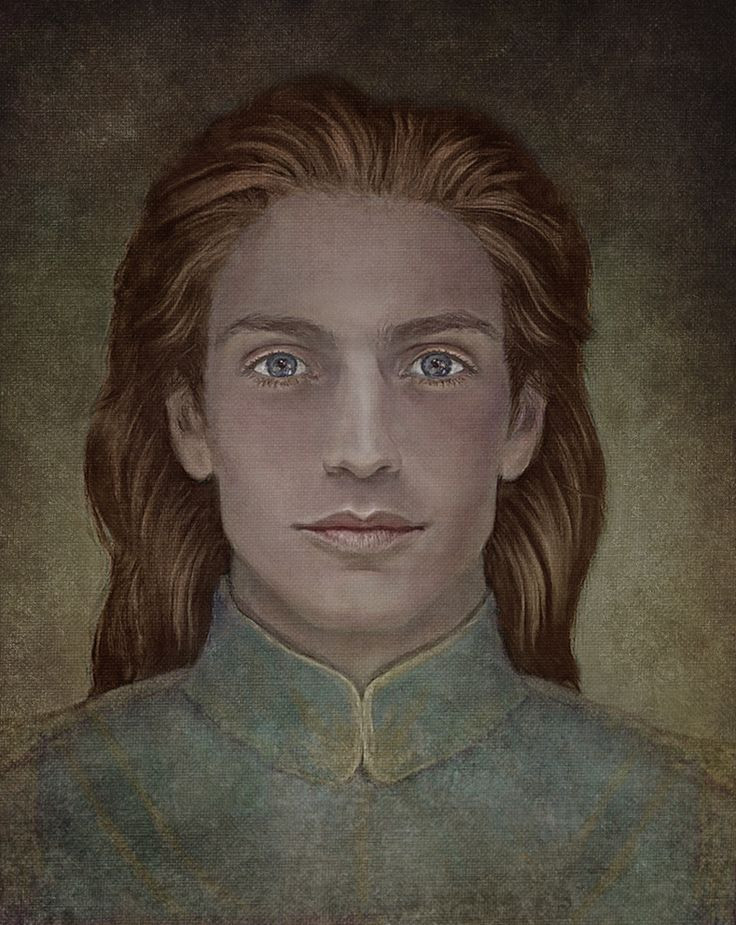 The portrait of Prince Adam from Beauty and the Beast. What a lovely man.