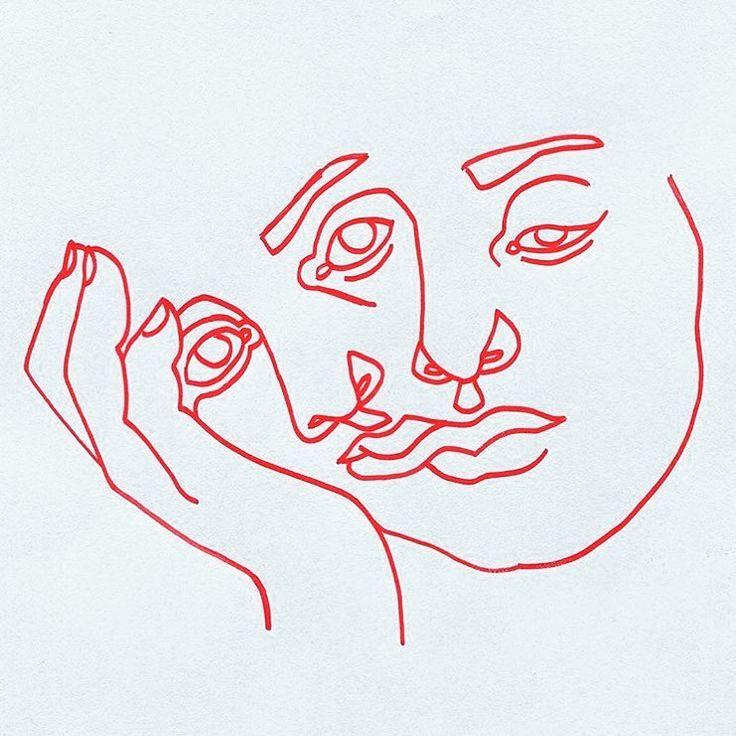 "Caroline Sandström Blasiak på Instagram: ""Beautiful pain @ineslongevial #art #inspiration"""