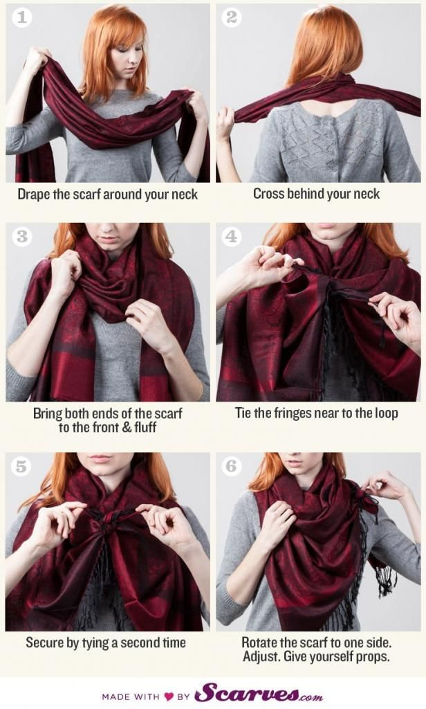 Tie that Scarf