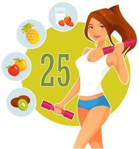 25 best fat burning foods for women