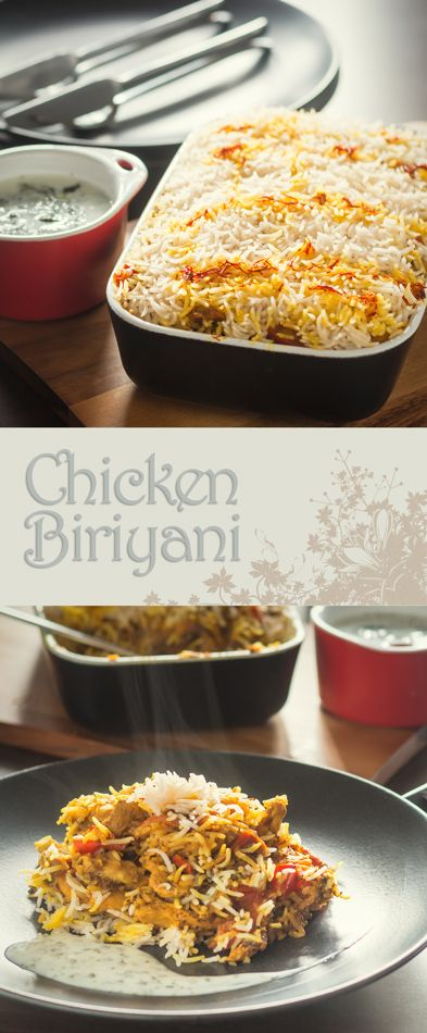 Chicken Biriyani Recipe: Like all good Biriyani my Chicken Biriyani is a labour of love, set aside a couple of hours and revel in the rich and deep Indian Spices.