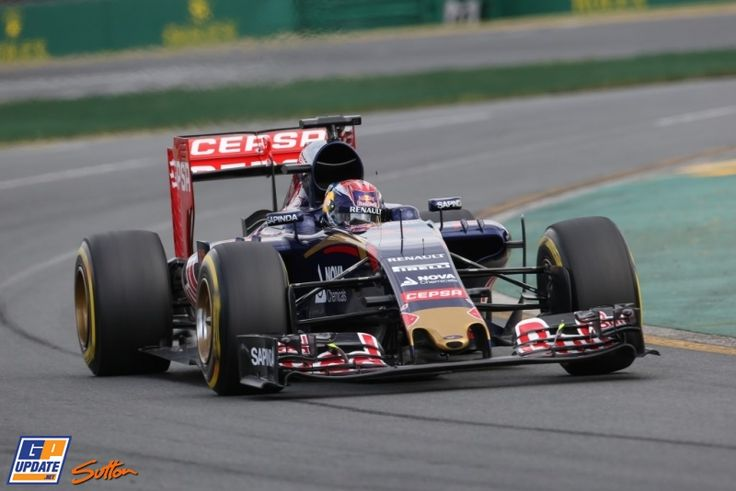 Max Verstappen, Scuderia Toro Rosso, Formule 1 Grand Prix van Australië 2015, Formule 1