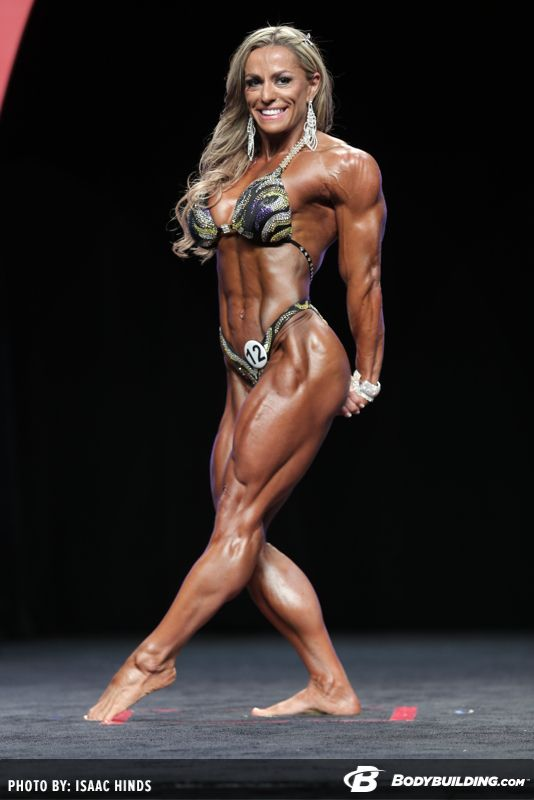 Bodybuilding.com - 2014 IFBB Olympia Weekend Women\'s