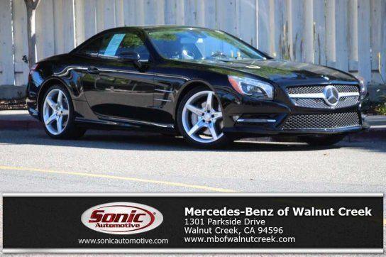 Convertible 2013 Mercedes Benz Sl 550 With 2 Door In Belmont Ca 94002 Mercedes Benz Benz Mercedes