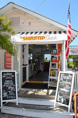 The Shrimp Shack in Seaside, Florida