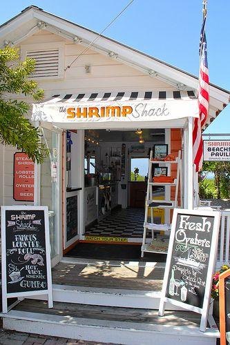 The Shrimp Shack in Seaside, Florida