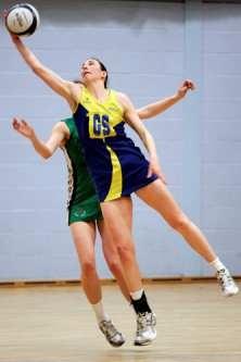 Rachel Dunn, Goal Shooter for England, shares her fitness tips.
