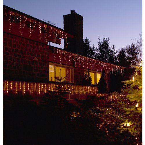 #kerstverlichting #buiten - Konstsmide Icicle Lichtsnoer