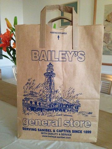 Bailey's - A must if you're on the island. Their hardware store is part of the grocery store. A lot to goodies in there.