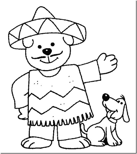 Sombrero Mexicano Dibujo 79884 | ENEWS