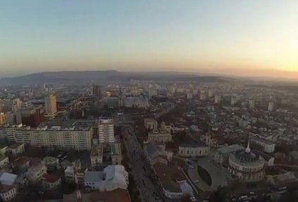 Iașul de la înălțime! Orașul văzut de sus, o minunăție (VIDEO)