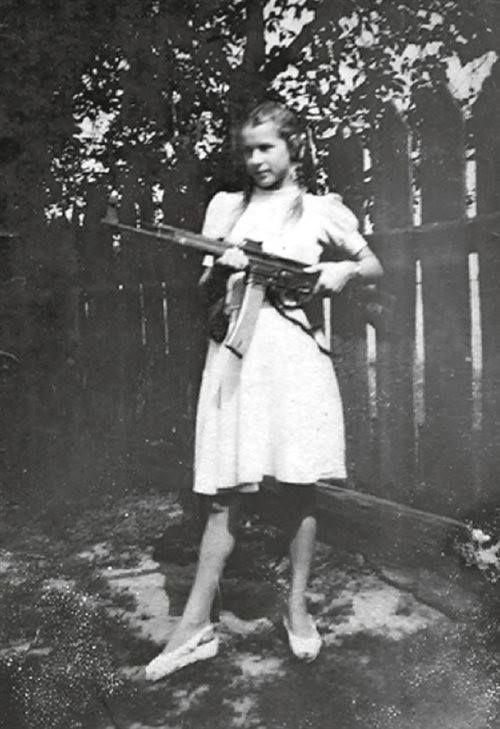 """Córka Zygmunta Libery """"Babinicza""""."""
