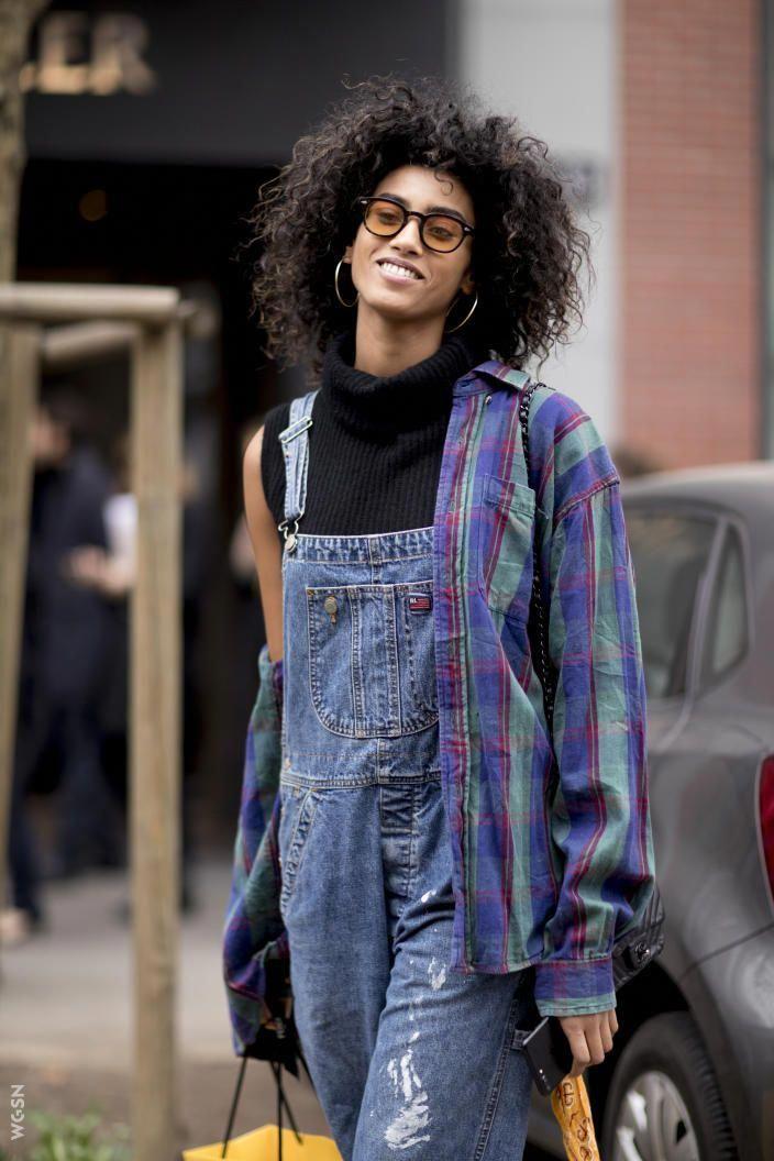 Black Women Models On Motorcycles Blackwomenmodels Gender Fluid Fashion Fashion Androgynous Fashion