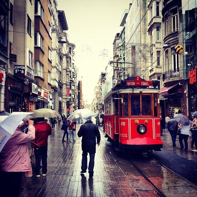 İstiklal Caddesi in İstanbul, İstanbul