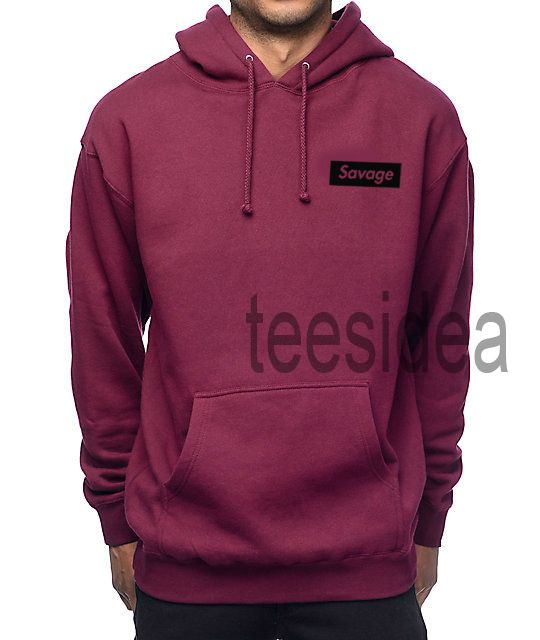 Savage Hoodies Adult Unisex - Get 10% Off!!! - Use Coupon Code 'TEES10'