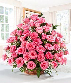 arreglos florales de rosas rosas buscar con google