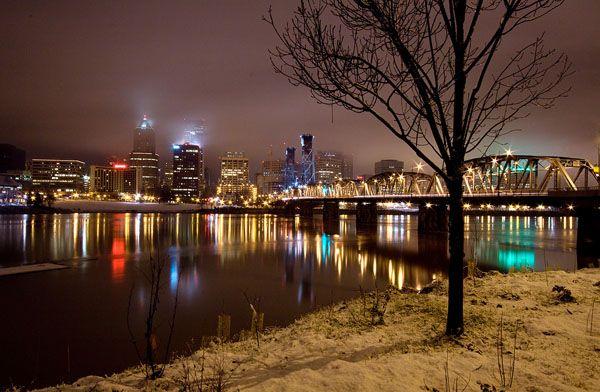 Портленд (Орегон)   Достопримечательности, фото Портленда - Города США