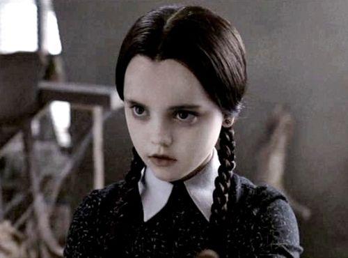 Wednesday Addams- Christina Ricci