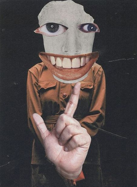 Hannah Höch | The Sweet One, 1926