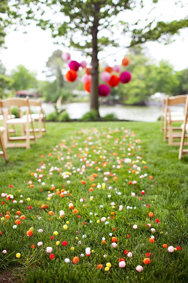 Colorful Virginia Wedding by Jodi Miller and Merriment Events - Southern Weddings Magazine