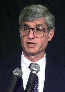 Robert Rubin, 1938  former treasury . sec.
