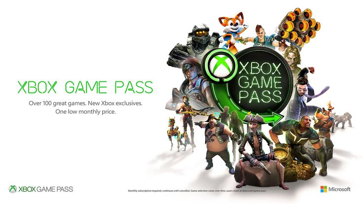 Starting At 5 A Month Xbox Game Pass Is One Of The Best -4307