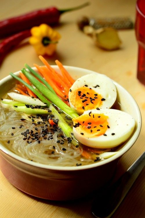 Expressz kínai leves tésztával