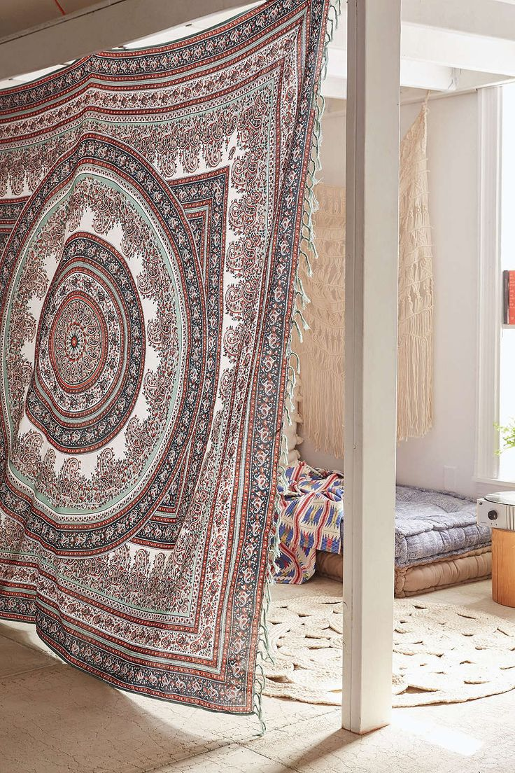 Magical Thinking Paisley Medallion Tapestry - Urban Outfitters