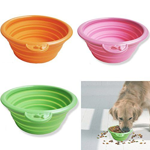 4ad0d2a0126ab Dogs Shop Pet Suppliespet Dog Cat Fashion Silicone Collapsible ...