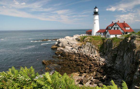 Maine Lighthouse Ride