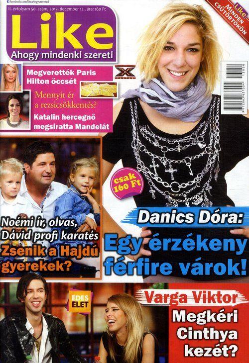 Danics Dóra (2013.12.12. Like)