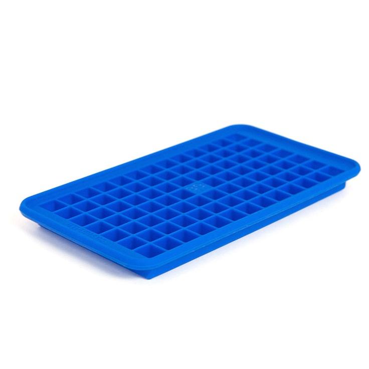mini cube ice trays create tiny cubes to make tiny ice cubes or homemade treats like. Black Bedroom Furniture Sets. Home Design Ideas