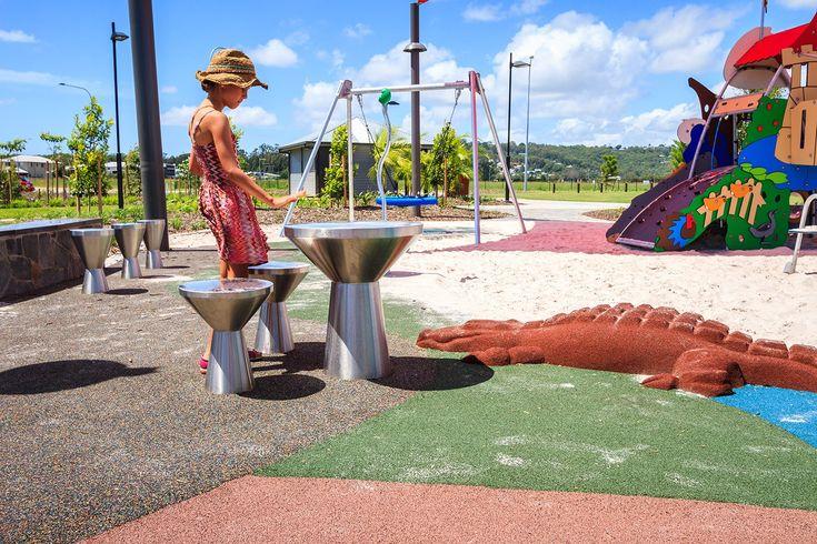 Sound & Music Playground Equipment | Urban Play