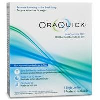 OraQuick In-Home HIV Test Available Online