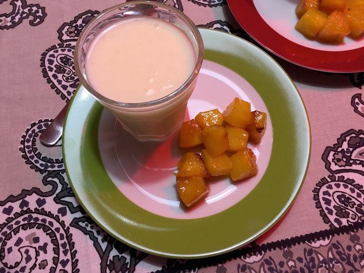 Nieuw recept: Rijst dessert met ananas:  Lekker dessertrijst met ananas en gembersiroop, ideaal dessert voor bij een Aziatisch dineer. De rijstpudding is snel klaar en kan zowel warm, lauw als koud gegeten worden. Wil je echt de Oosterse kant op dan kun je de slagroom vervangen door kokoscreme en eventueel een snufje kardemom toevoegen, zo krijg je een ideaal Indiaas dessert. http://wessalicious.com/rijst-dessert-met-ananas/