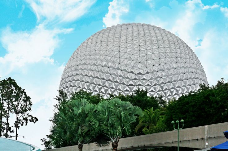 Spaceship Earth Redux | Flickr