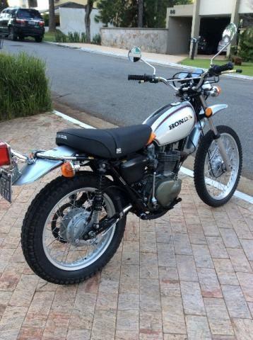 Honda Xl 250 motorsport 74