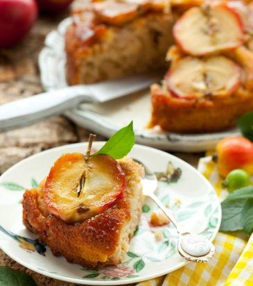Κέικ μήλου με σταφίδες   Γιάννης Λουκάκος