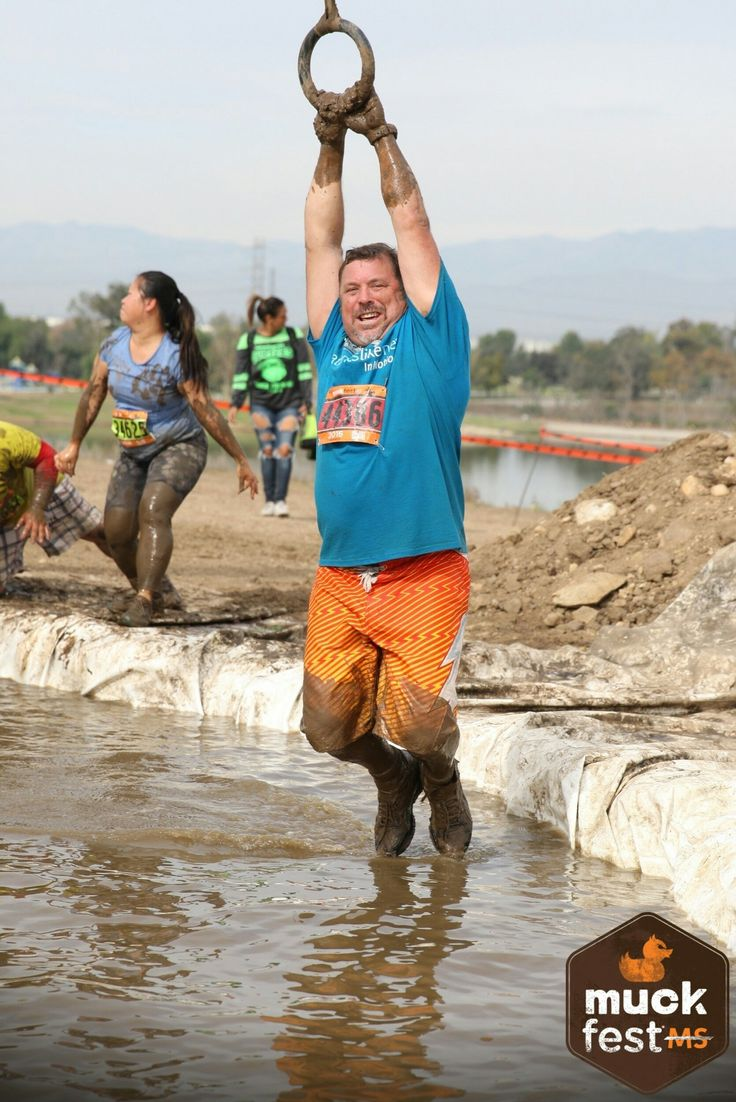 MirelurkS at the MuckFest MS MudRun: a 5k muddy obstacle course to benefit the National Multiple Sclerosis Society!