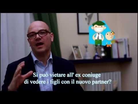 Puoi vietare al nuovo partner del tuo Ex di vedere tuo figlio? - Avvocato Cristiano Cominotto - YouTube