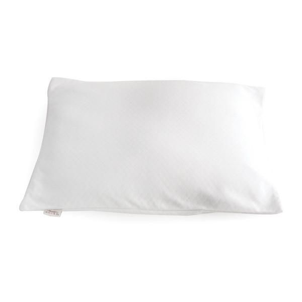 Description Bucky's Duo Bed Pillow is a favorite for comfort-enthusiasts. Filled with premium buckwheat hulls on one side and millet hulls on the other, get the