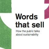 Challenging the language of sustainability.
