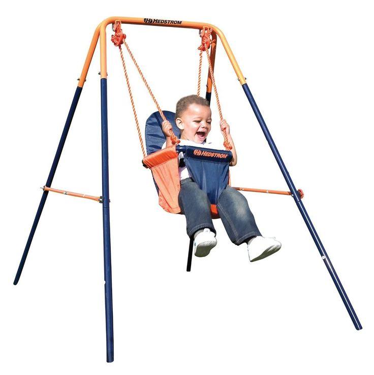#ebay #Swing #Folding #Toddler #Garden #Outdoor #Play #Baby #Seat #Children #Toy #Indoor #Fun #Kids