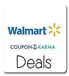 Walmart Weekly Unadvertised Deals with Coupon Matchups - May 17 - 23 - http://couponkarma.com/?p=152107