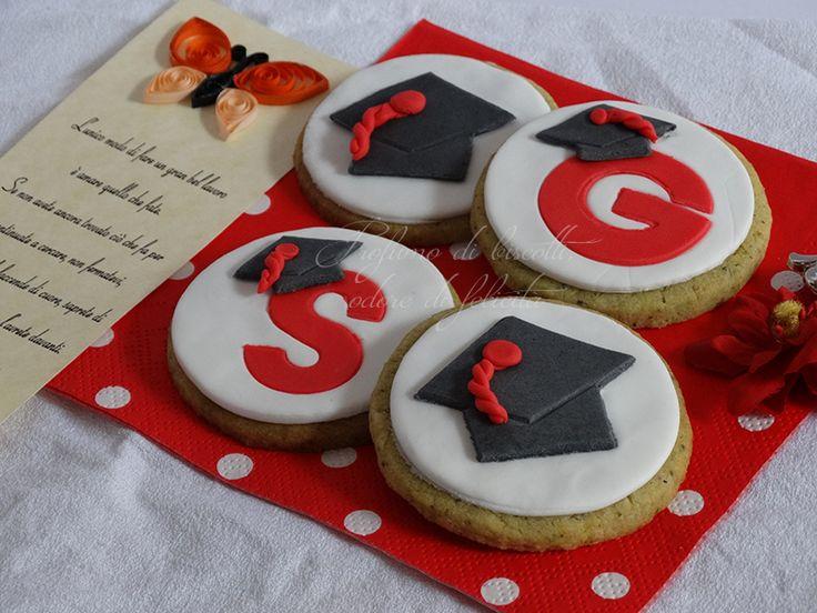 Popolare Oltre 25 fantastiche idee su Biscotti di laurea su Pinterest  PB91