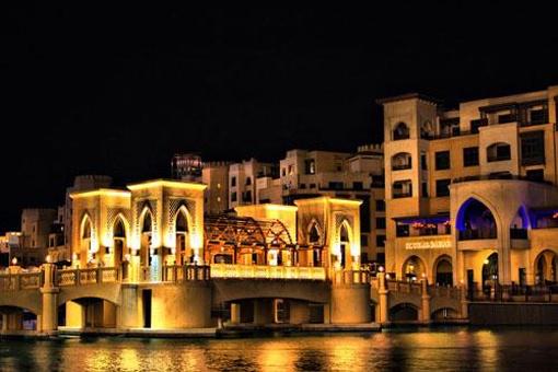 Souk Al Bahar #Dubai, #stepbystep