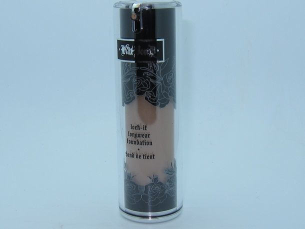 Kat Von D Lock-It Tattoo Foundation.. I'm totally in love with this makeup!!!