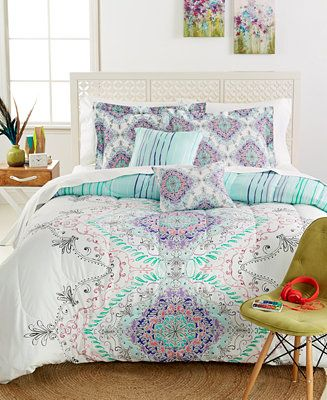 Legend 5-Pc. Queen Comforter Set - Bed in a Bag - Bed & Bath - Macy's