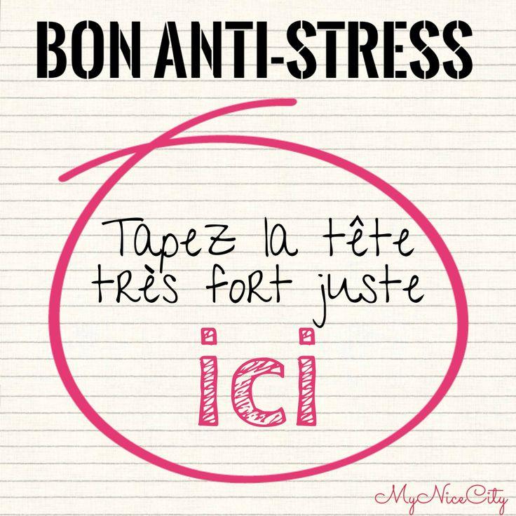 Bon anti-stress