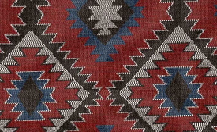 Good Look Room - Fabrics - Collections - Andrew Martin: Tomahawk Red